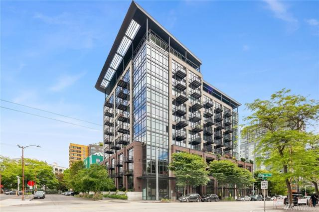 2720 3rd Ave #1003, Seattle, WA 98121 (#1310173) :: Real Estate Solutions Group
