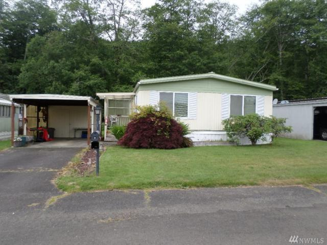 1050 Howard St #8, Raymond, WA 98577 (#1310200) :: Homes on the Sound