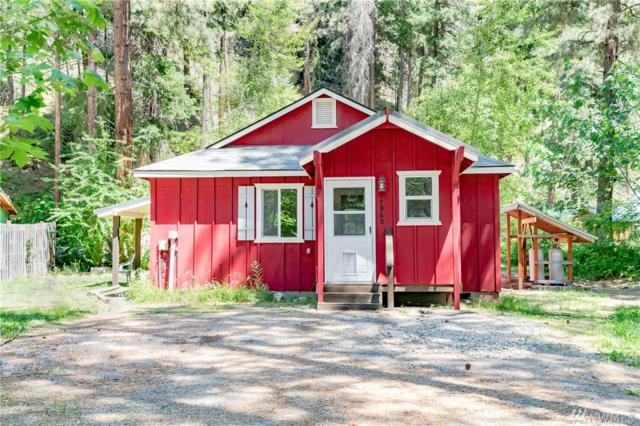 17960 Entiat River Rd, Entiat, WA 98822 (#1310219) :: Real Estate Solutions Group