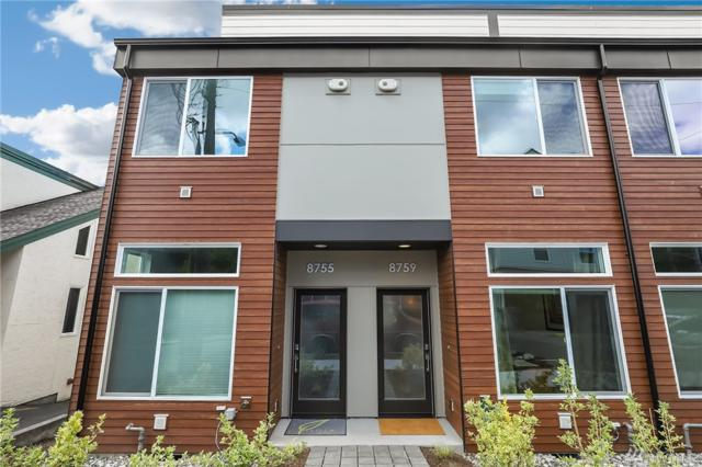 8759 Phinney Ave N, Seattle, WA 98103 (#1310228) :: Real Estate Solutions Group