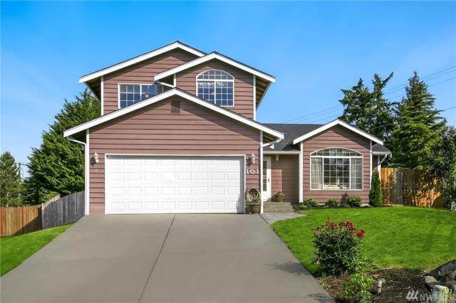 101 17th Av Ct, Milton, WA 98354 (#1310233) :: Homes on the Sound
