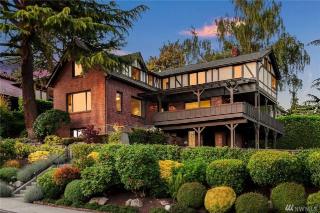 3516 46th Ave NE, Seattle, WA 98105 (#1310250) :: Real Estate Solutions Group