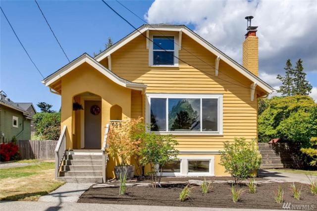 924 N 91st St, Seattle, WA 98103 (#1310360) :: Real Estate Solutions Group