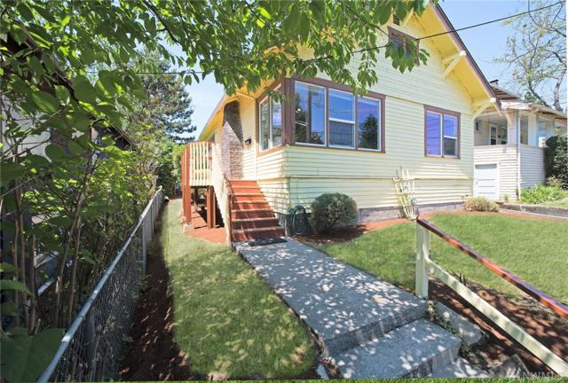 3707 Corliss Ave N, Seattle, WA 98103 (#1310404) :: Real Estate Solutions Group