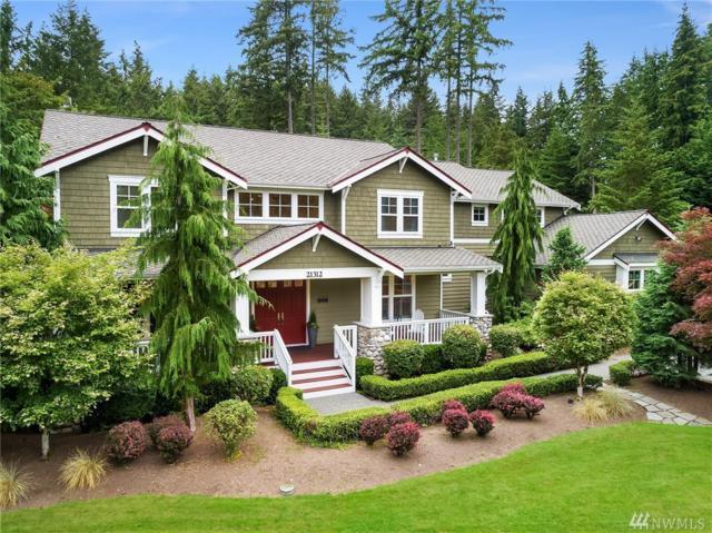 21312 SE 24Th St, Sammamish, WA 98075 (#1310405) :: Homes on the Sound