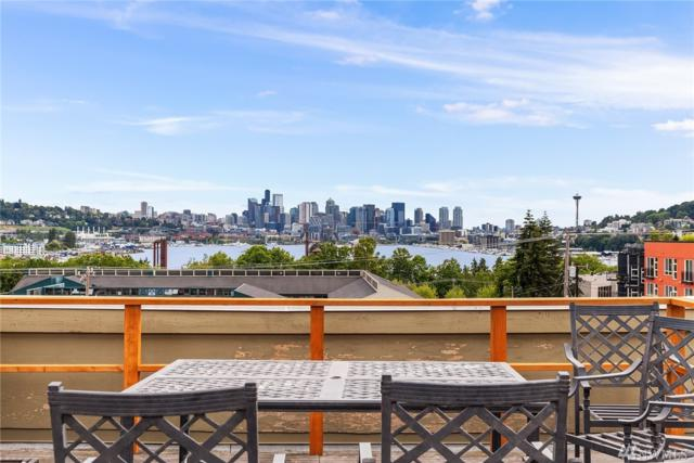 3420 Burke Ave N #303, Seattle, WA 98103 (#1310489) :: Real Estate Solutions Group