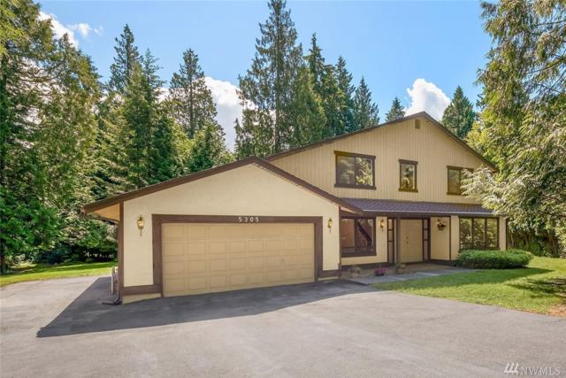 5305 136th Place SW, Edmonds, WA 98026 (#1310552) :: Real Estate Solutions Group