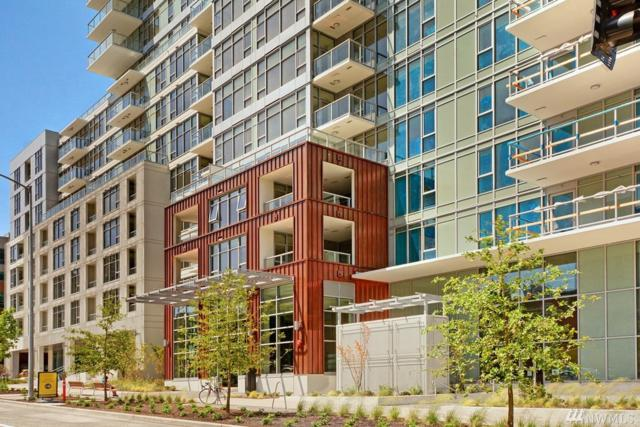 588 Bell St 1207S, Seattle, WA 98121 (#1310560) :: Homes on the Sound