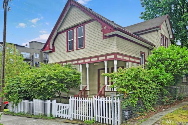 1023 E Jefferson St, Seattle, WA 98122 (#1310562) :: Real Estate Solutions Group
