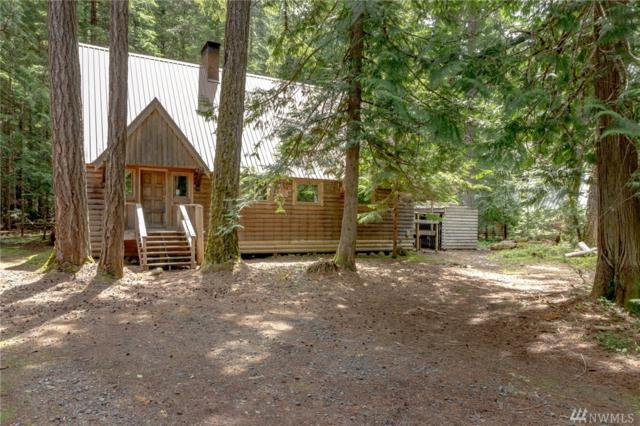 142 Silver Springs-Usfs, Greenwater, WA 98022 (#1310578) :: Homes on the Sound