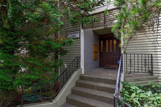 2327 Yale Ave E #A, Seattle, WA 98102 (#1310600) :: Real Estate Solutions Group