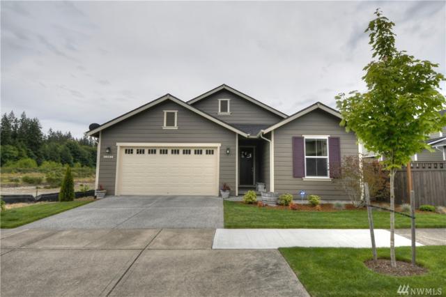 1345 91st Ave SE, Tumwater, WA 98501 (#1310765) :: Crutcher Dennis - My Puget Sound Homes