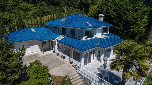 1192 E State Route 4, Cathlamet, WA 98612 (#1310897) :: Homes on the Sound