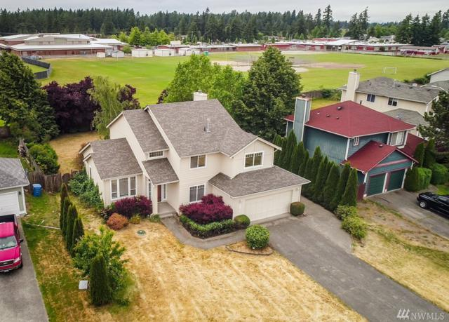 21902 40th Ave E, Spanaway, WA 98387 (#1310924) :: Real Estate Solutions Group