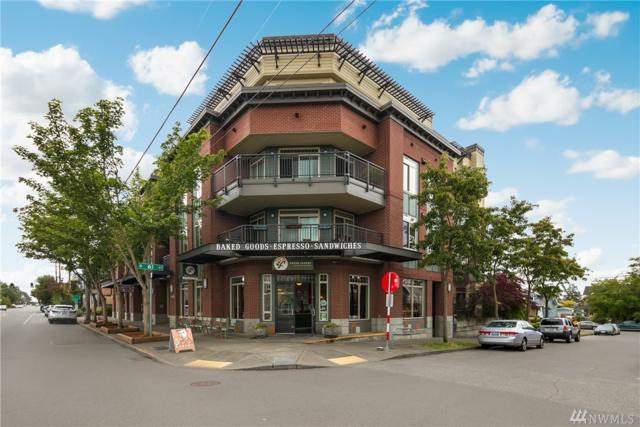 6015 N Phinney Ave N #209, Seattle, WA 98103 (#1310963) :: Real Estate Solutions Group