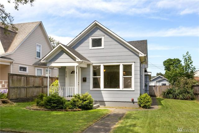 3614 S Thompson Ave, Tacoma, WA 98418 (#1311274) :: Real Estate Solutions Group