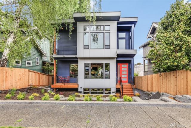 126 N 84th St, Seattle, WA 98103 (#1311275) :: Real Estate Solutions Group