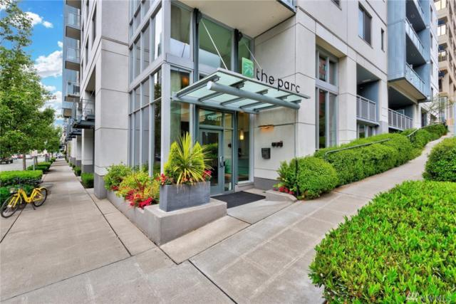 76 Cedar St #608, Seattle, WA 98121 (#1311339) :: Homes on the Sound