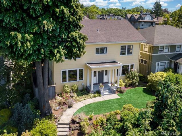 920 11th Ave E, Seattle, WA 98102 (#1311378) :: Brandon Nelson Partners