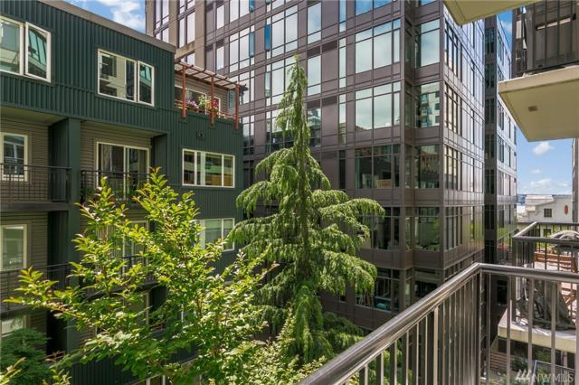 2717 Western Ave #4014, Seattle, WA 98121 (#1311395) :: Homes on the Sound
