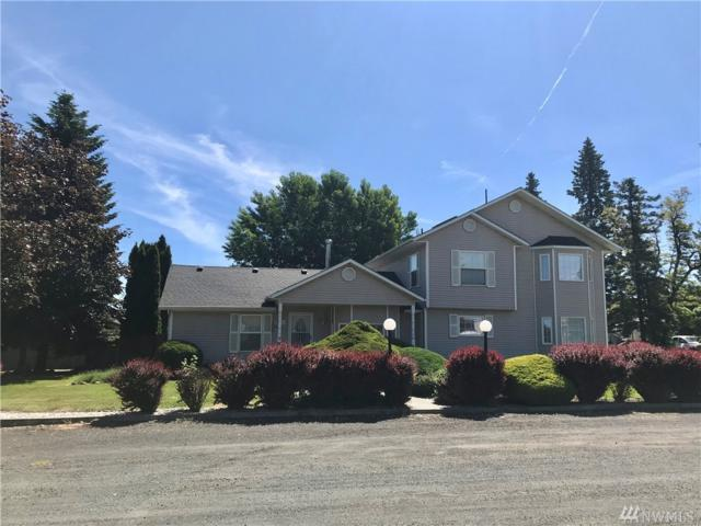 140 N Birch St, Reardan, WA 99029 (#1311417) :: Homes on the Sound