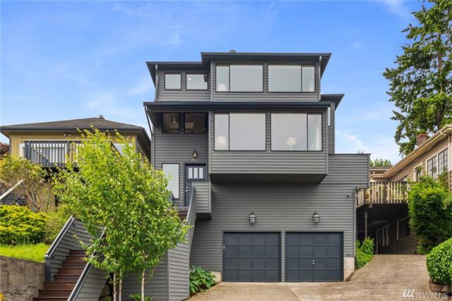 941 W Emerson St, Seattle, WA 98119 (#1311430) :: Real Estate Solutions Group