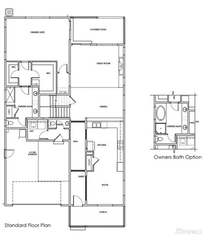 4900 Limerick Dr SW Lot97, Port Orchard, WA 98367 (#1311498) :: Real Estate Solutions Group