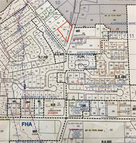 19930 Poplar Wy, Lynnwood, WA 98036 (#1311610) :: Alchemy Real Estate