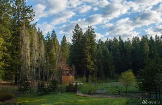 760 Wagon Wheel Rd, Cle Elum, WA 98922 (#1311649) :: Real Estate Solutions Group
