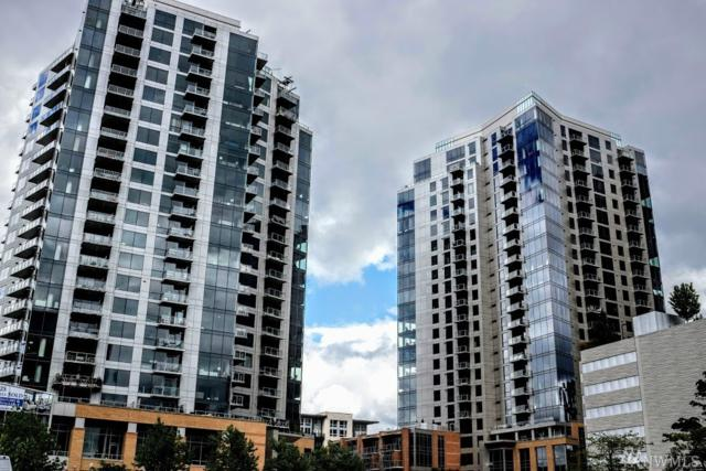10650 NE 9TH Place #1021, Bellevue, WA 98004 (#1311745) :: Real Estate Solutions Group