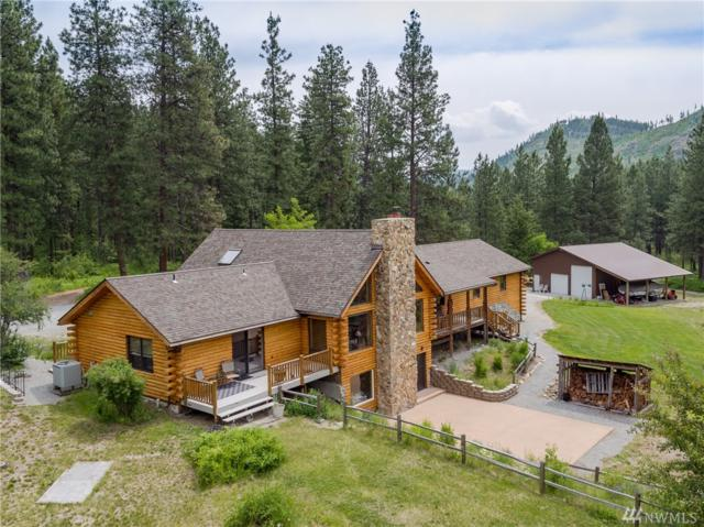 1880 First Creek Rd, Chelan, WA 98816 (#1311835) :: Real Estate Solutions Group