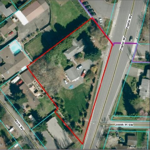 19930 Poplar Wy, Lynnwood, WA 98036 (#1311917) :: Alchemy Real Estate