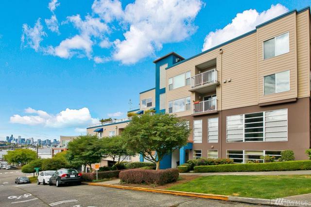 3919 Latona Ave NE #402, Seattle, WA 98105 (#1311970) :: Real Estate Solutions Group