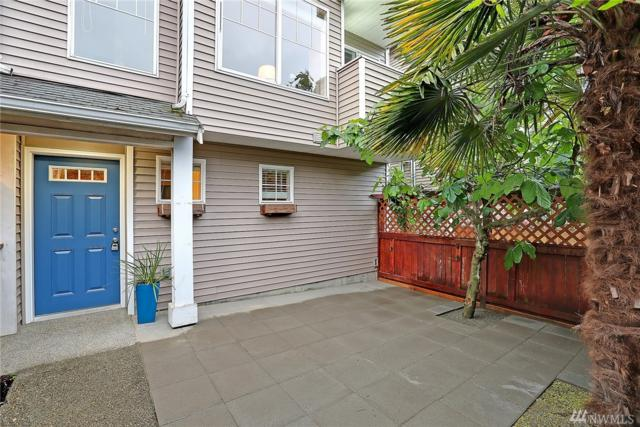 8516-A Midvale Ave N, Seattle, WA 98103 (#1312015) :: Real Estate Solutions Group