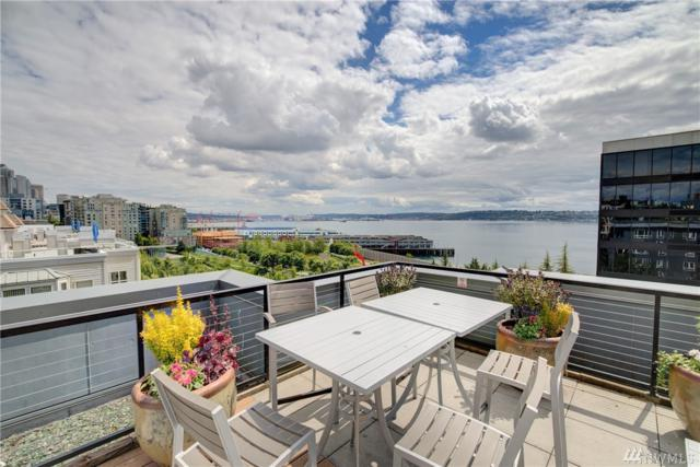3104 Western Ave #404, Seattle, WA 98121 (#1312185) :: Real Estate Solutions Group