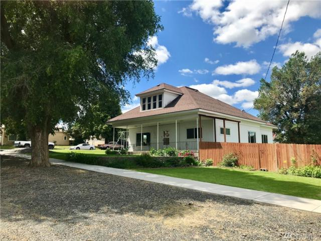 122 S 3rd St, Almira, WA 99103 (#1312324) :: Homes on the Sound