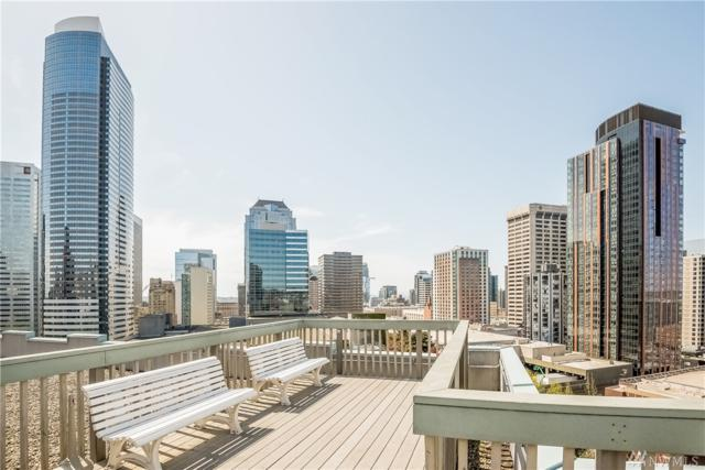 1400 Hubbell Place #1201, Seattle, WA 98101 (#1312345) :: Real Estate Solutions Group
