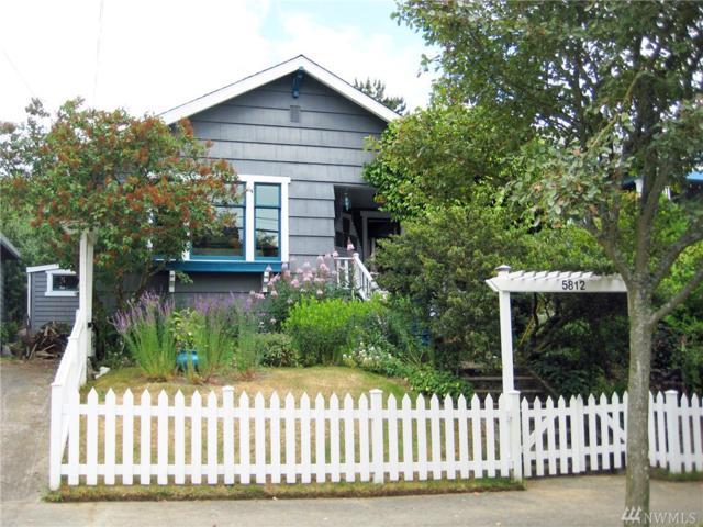5812 Greenwood Ave N, Seattle, WA 98103 (#1312421) :: Kwasi Bowie and Associates