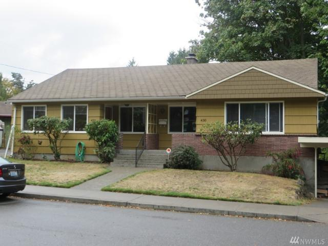 430 NW 100th Place, Seattle, WA 98177 (#1312639) :: Costello Team