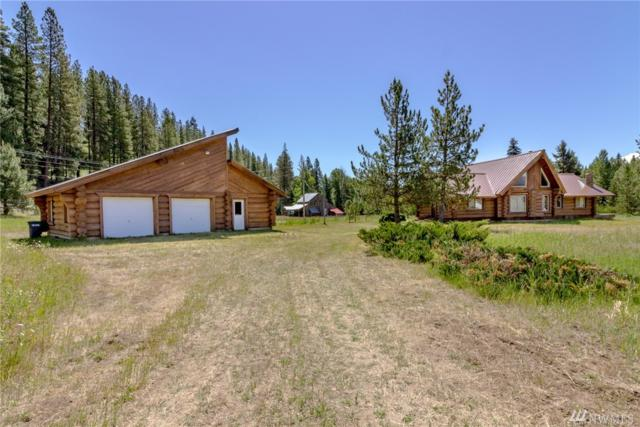 2781 Teanaway Middle Fork Rd, Cle Elum, WA 98922 (#1312640) :: Real Estate Solutions Group