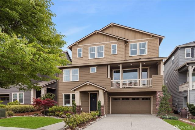 9115 Jacobia Ave SE, Snoqualmie, WA 98065 (#1312759) :: Real Estate Solutions Group