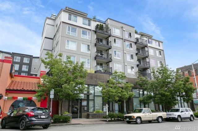 12334 31st Ave NE #504, Seattle, WA 98125 (#1312773) :: Real Estate Solutions Group