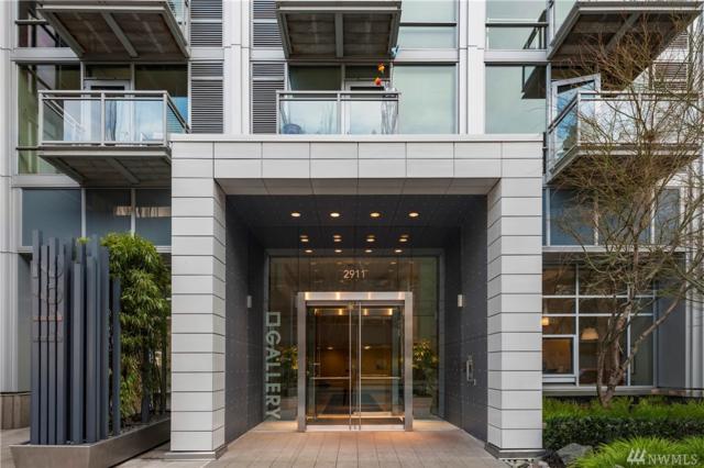 2911 2nd Ave #310, Seattle, WA 98121 (#1312842) :: Beach & Blvd Real Estate Group