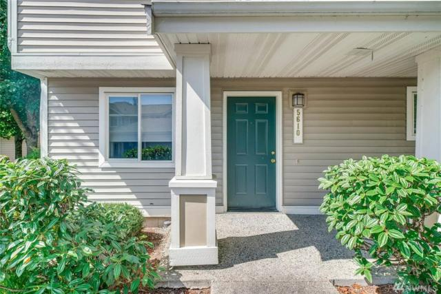 5610 S 232nd St 6-1, Kent, WA 98032 (#1312939) :: Real Estate Solutions Group