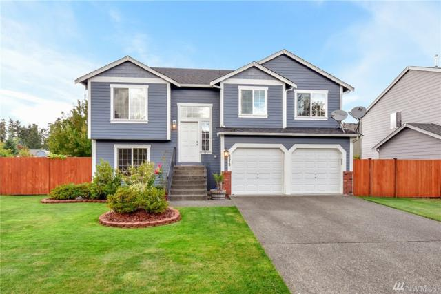 18342 72nd Ave E, Puyallup, WA 98375 (#1312957) :: Homes on the Sound