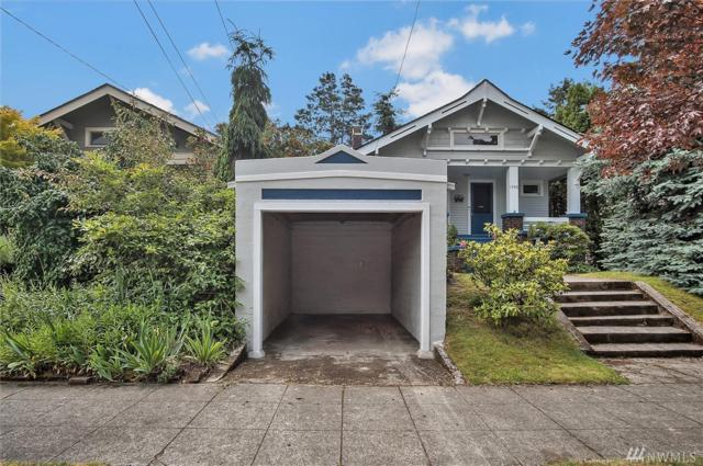 1709 N 47th St, Seattle, WA 98103 (#1312971) :: Real Estate Solutions Group