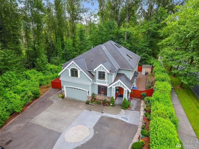 466 148th NE, Bellevue, WA 98007 (#1312986) :: Real Estate Solutions Group