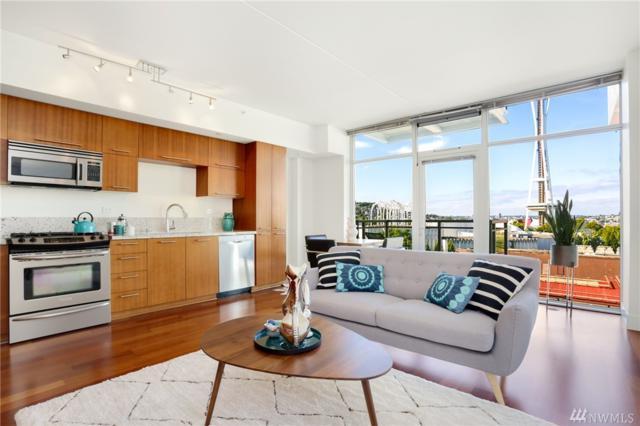 2911 2nd Ave #1112, Seattle, WA 98121 (#1313262) :: Ben Kinney Real Estate Team