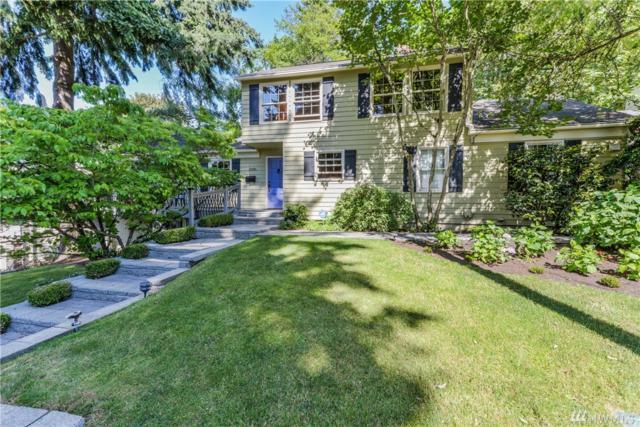 2456 71st Ave SE, Mercer Island, WA 98040 (#1313305) :: Icon Real Estate Group