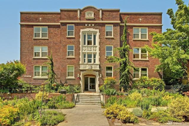 715 24th Avenue #301, Seattle, WA 98122 (#1313419) :: Real Estate Solutions Group